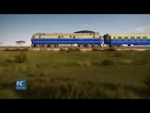 China funded modern railway wins acclaims from African diplomats