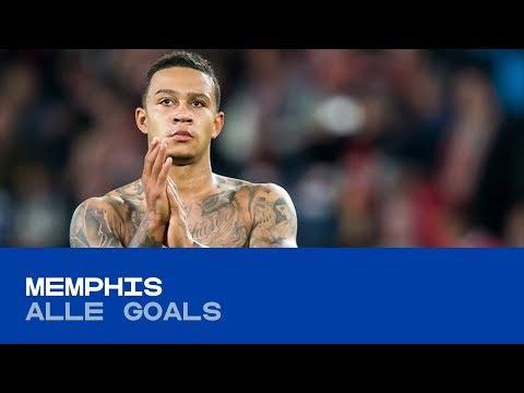 MEMPHIS | Alle Eredivisie-goals