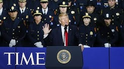 President Trump Speaks At International Association Of Chiefs Of Police Conference | TIME