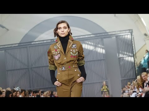 Temperley London | Fall Winter 2018/2019 Full Fashion Show | Exclusive
