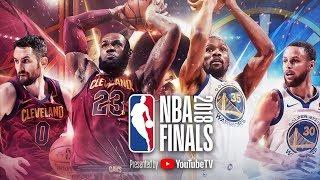 2018 NBA Finals Prediction Cavs vs Warriors!