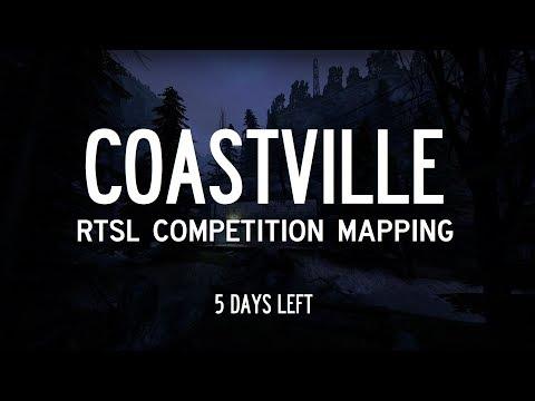 CoastVille Mapping - RTSL Lambda Cup 2018