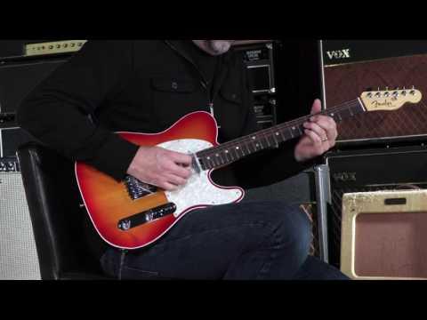 Fender American Elite Telecaster  •  Wildwood Guitars Overview