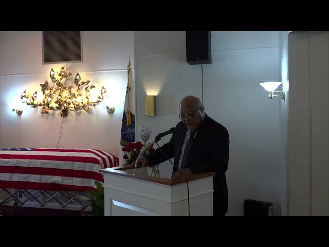 Funeral Services for Tommie Wilson Teague, Jr.