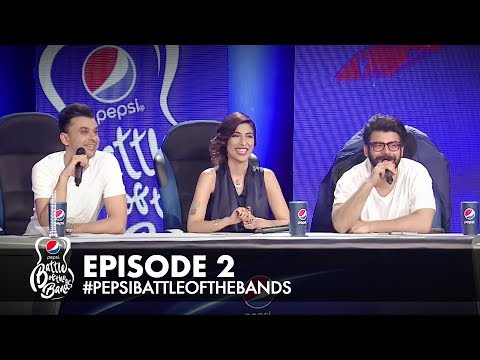Pepsi Battle of the Bands Episode 2