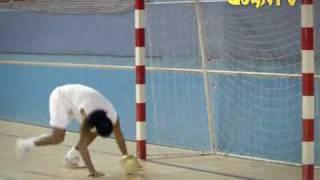 Ronaldinho Playing Futsal