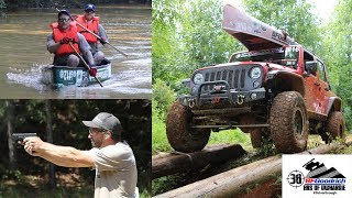 Official Trailer for the BFGoodrich 36 Hours of Uwharrie