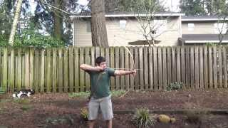 Ringing Rocks Archery U Finish 55-60 Pound Longbow - Shooting and Final Thoughts