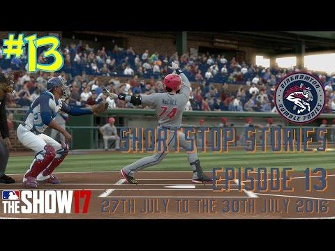 Shortstop Stories - Episode 13