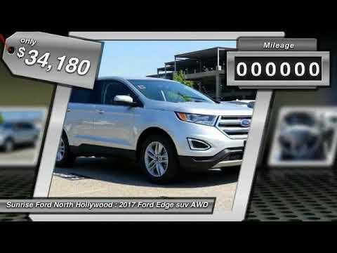 2017 Ford Edge North Hollywood,Los Angeles,San Fernando Valley,Glendale,Burbank M72013