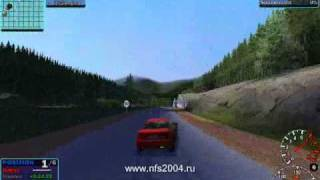 Repeat youtube video NFS High Stakes - Race on Celtic Forest