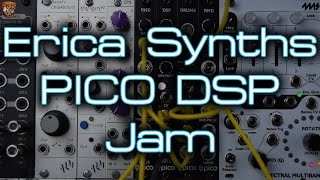 Erica Synths - PICO DSP *first patch*