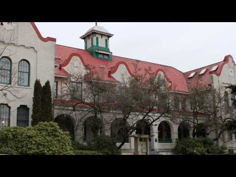 Psych TV Series Santa Barbara Police Department Headquarter Building