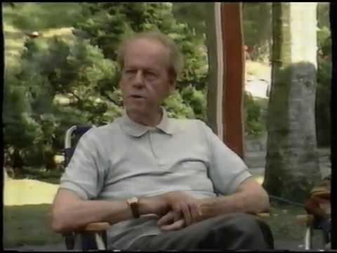 Portræt af komponisten Vagn Holmboe (1991) - YouTube