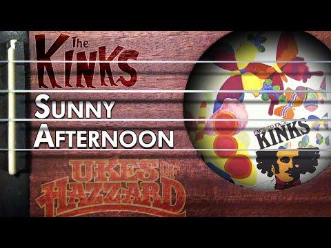 Sunny Afternoon (The Kinks) on uke!