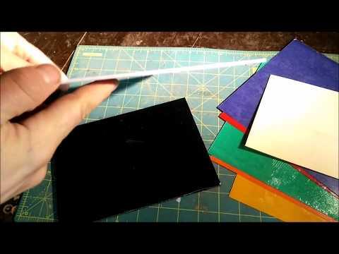Making Paper Micarta