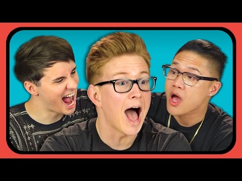 YOUTUBERS REACT TO K-Pop 5