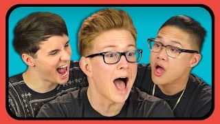 YOUTUBERS REACT TO K-Pop #5