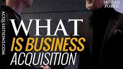 What Is Business Acquisition? | Buying An Existing Business Checklist