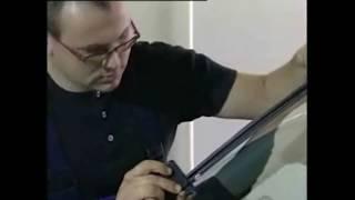 Регулировка форсунок омывателя лобового стекла Mercedes-Benz GLK W204