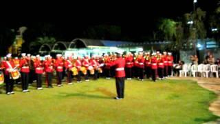 Banda Marcial dos Fuzileiros Navais do Rio de Janeiro - Aquarela do Brasil