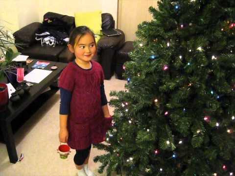 Christmas Tree Bucket!