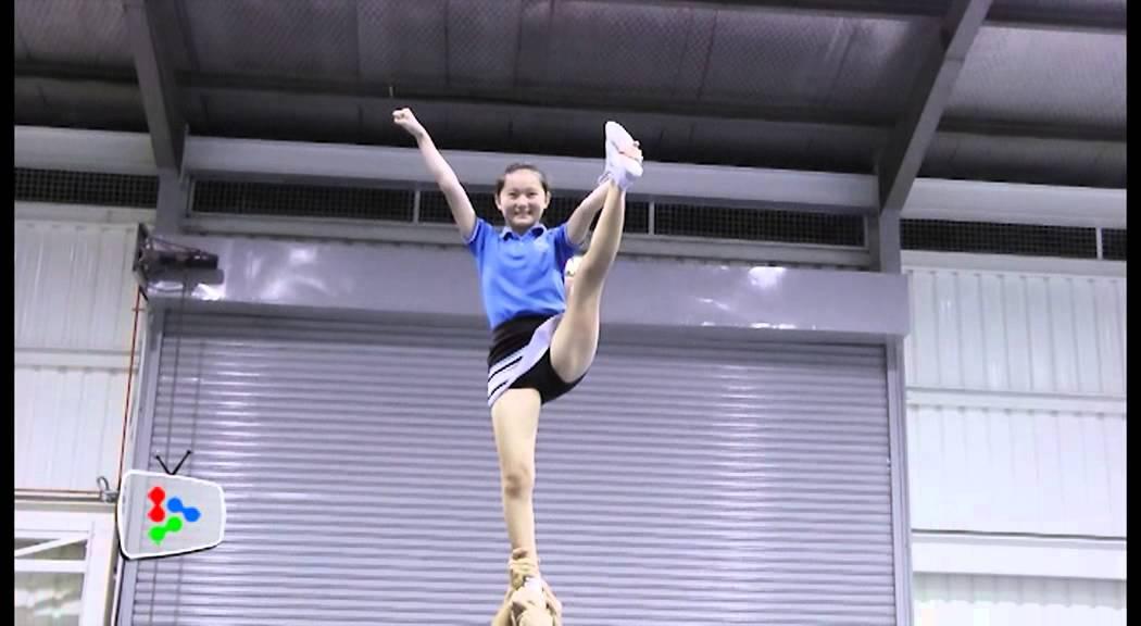 Learning How to Do a Cartwheel | Athletica Gymnastics Calgary