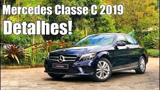 Novo Mercedes Classe C 2019 em detalhes - Falando de Carro