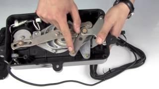Как устроен пульт ДУ для подвесного мотора