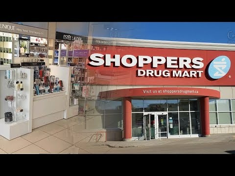 Follow Me Around Shoppers Drugmart - Beauty & Makeup   CORRIE SIDE