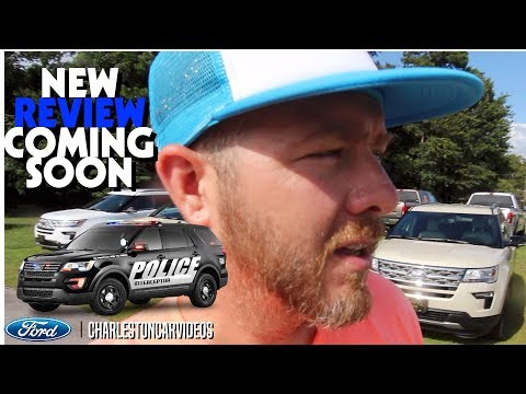 NEW 2019 FORD Explorer & F150 - Police Interceptor review coming soon!!!