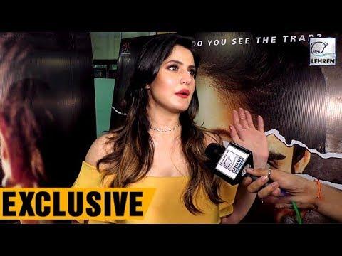 Zareen khan talks about her weight loss aksar 2 lehrentv youtube zareen khan talks about her weight loss aksar 2 lehrentv ccuart Image collections