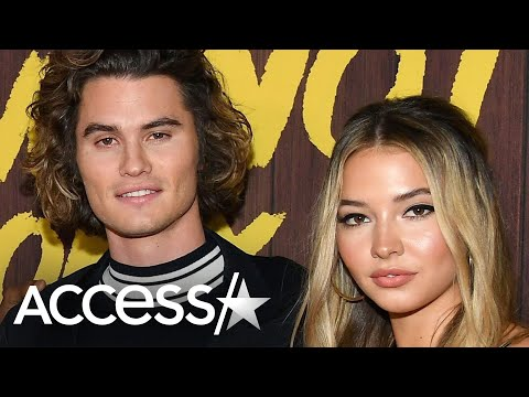 'Outer Banks' Stars Chase Stokes & Madelyn Cline Dating
