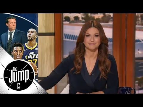 Rachel Nichols: Success of Jazz in NBA playoffs should come as no surprise  The Jump  ESPN