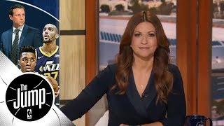 Rachel Nichols: Success of Jazz in NBA playoffs should come as no surprise | The Jump | ESPN
