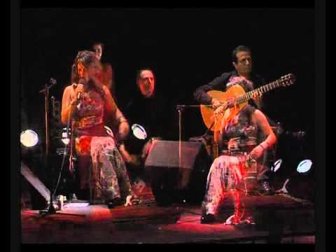 Yasmin Levy - Naci En Alamo (Live Performance at the Tower of David) Jerusalem
