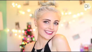 Holiday Party Hair and Makeup + Giveaway with Aspyn | Destination Beauty Thumbnail