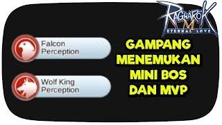 Cara mengetahui letak Mini Bos dan MVP RO Eternal Love Indonesia