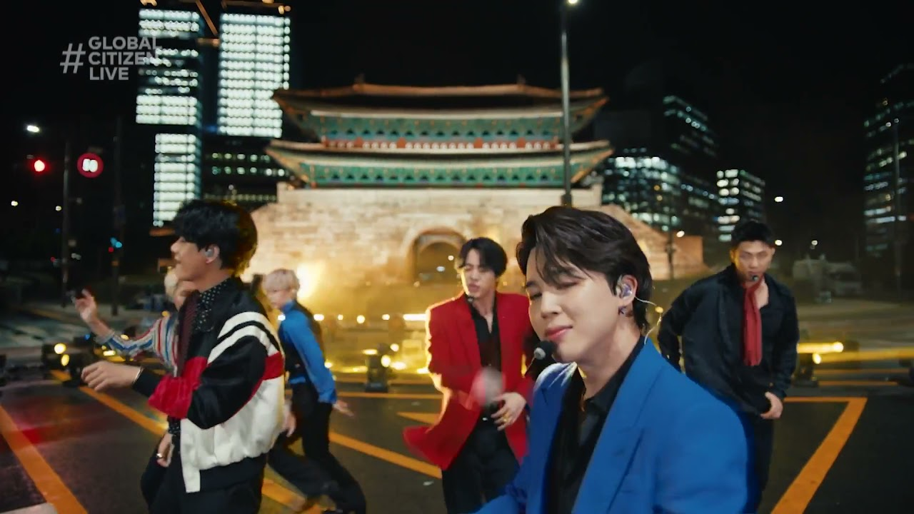 Download BTS Performs 'Butter' | Global Citizen Live