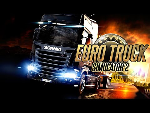 Euro Truck Simulator 2  #ProMods Мультиплеер.