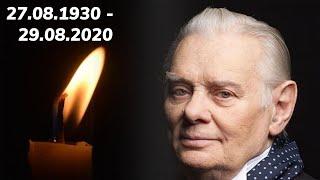Народный артист СССР Владимир Андреев умер на 91 году жизни