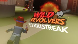 *NEW* WILD REVOLVERS in ROBLOX! (RIP 1,250 ROBUX)