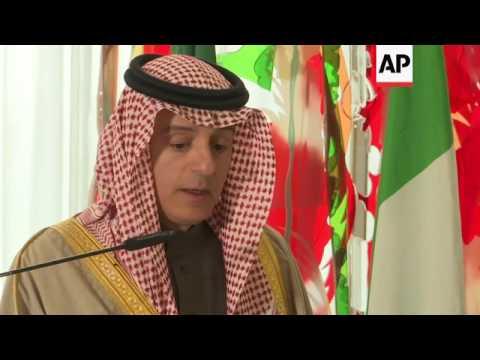 Saudi FM on Iran's role in Yemen
