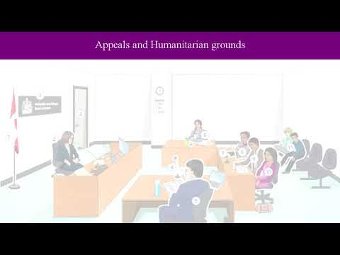 Humber College Immigration and Refugee Board Video Presentation