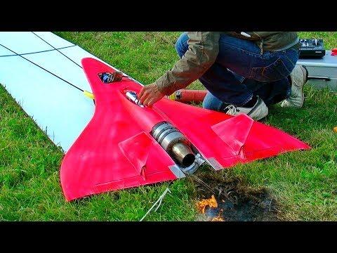 FASTEST RC TURBINE MODEL JET IN ACTION 727KMH 451MPH FLIGHT DEMO GUINNESS WORLD RECORDS