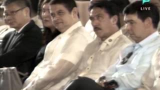 [Turnover Ceremony of Bangsamoro Basic Law] Benigno S. Aquino III Speech [09|10|14]