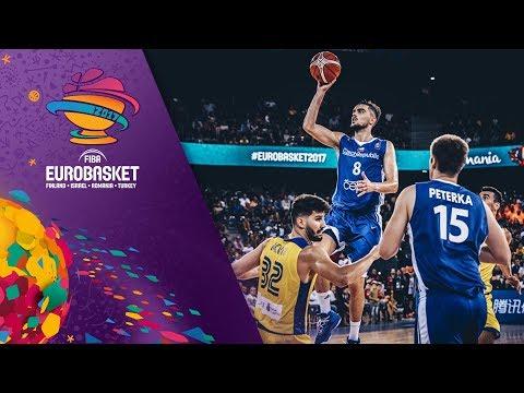 The Tomas Satoransky show against Romania