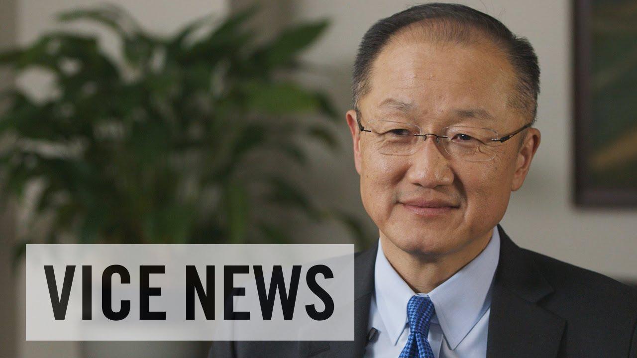 World Bank President Jim Yong Kim: The VICE News Interview