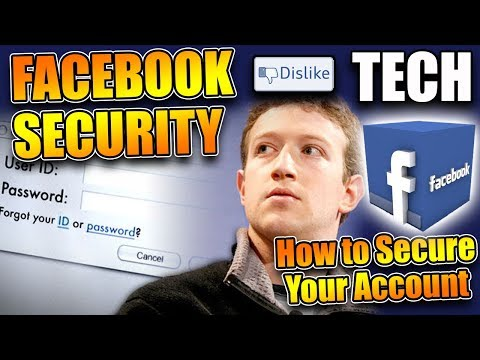 HOW TO make your FACEBOOK account more secure and private!  Cambridge Analytica Concern [TECH NEWS]