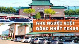 Khu Người Việt Lớn Nhất Houston Texas Ở Mỹ 2019 - Sinh Hoạt Cộng Đồng Người Việt - Cuộc Sống Mỹ #62